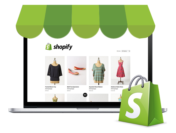Shopify Custom Web Development