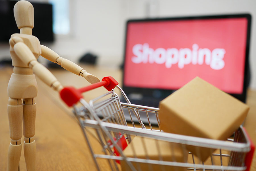 Relaxation to e-commerce cost for promoting B2C area