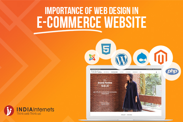 Importance of Web Design in E-Commerce Website