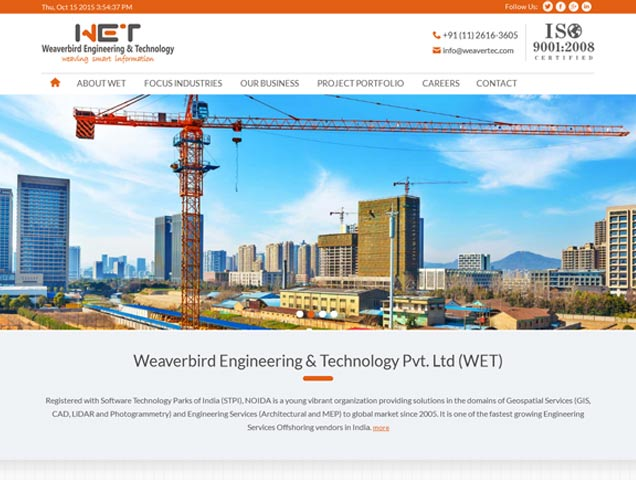 Weaverbird Engineering and Technology Pvt. Ltd