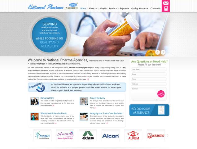 National Pharma (Agencies)