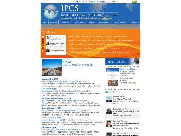 Institute of Peace & Conflict Studies