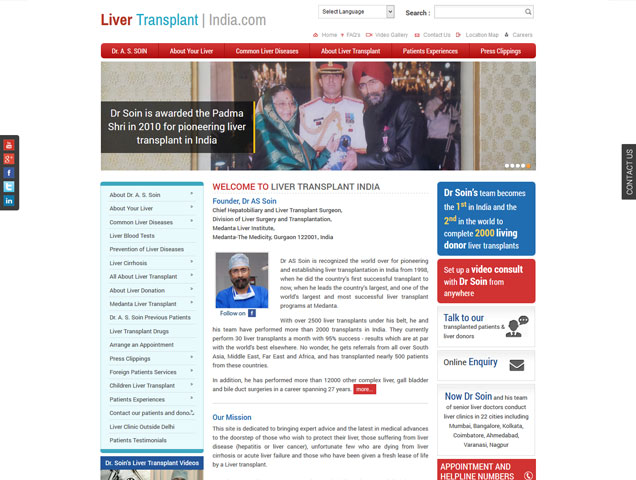 Liver Transplant India