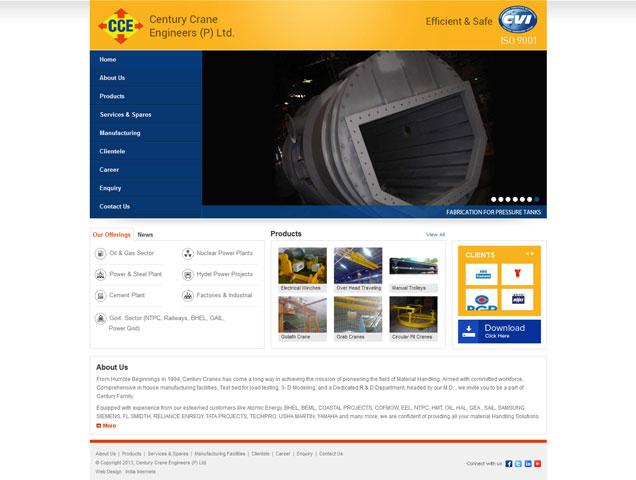 Century Crane Engineers (P) Ltd.