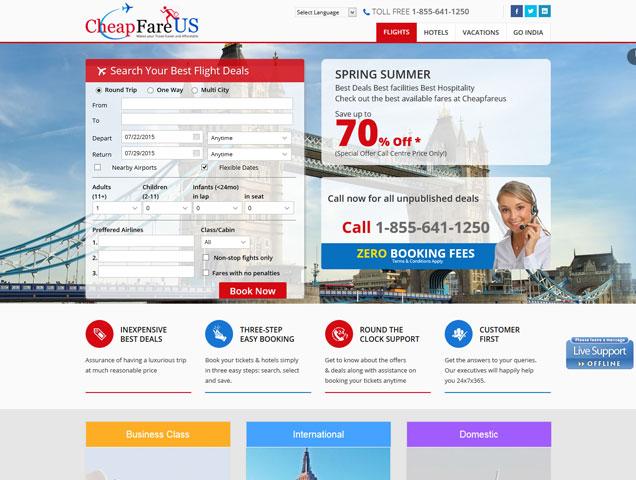CheapfareUS