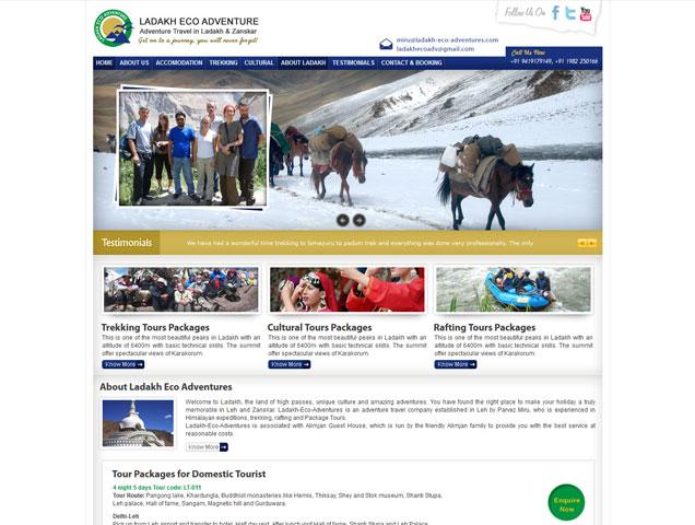 Ladakh Eco Adventure