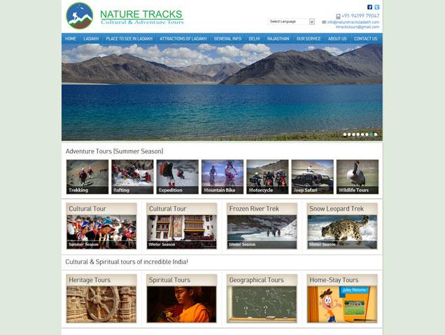Nature Tracks Ladakh