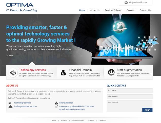 Optima IT Finanz & Consulting