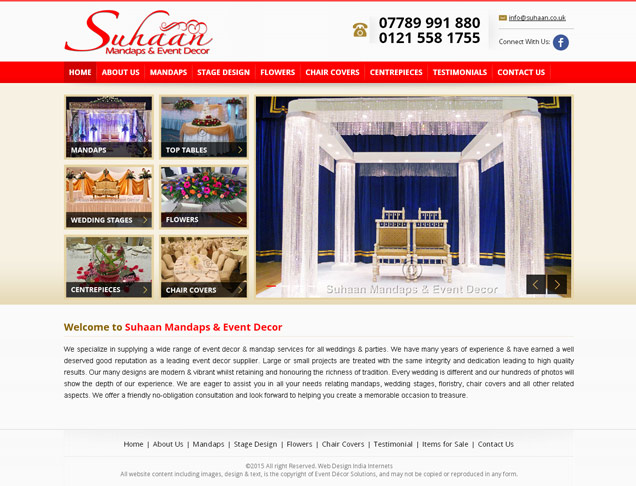 Suhaan Mandaps and Event Decor