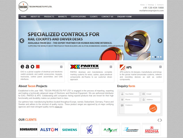 Tecon Projects Pvt. Ltd.