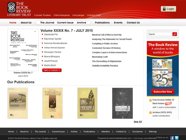 The Book Review Literary Trust