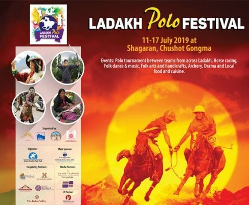 IT Partner with Ladakh Polo Festival, July 2019