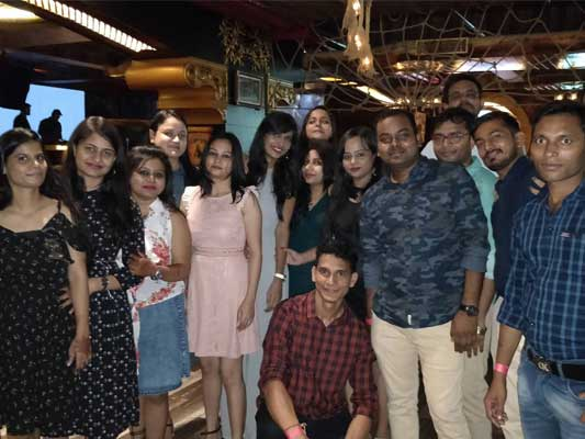 Diwali Fun at The Flying Dutchman, Noida