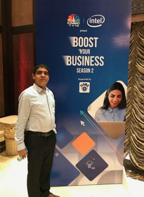 CNBC Boost Your Business Season 2, July 2019