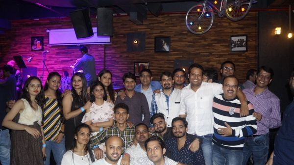 Diwali Party 2018 @ The Smoke Factory, Noida