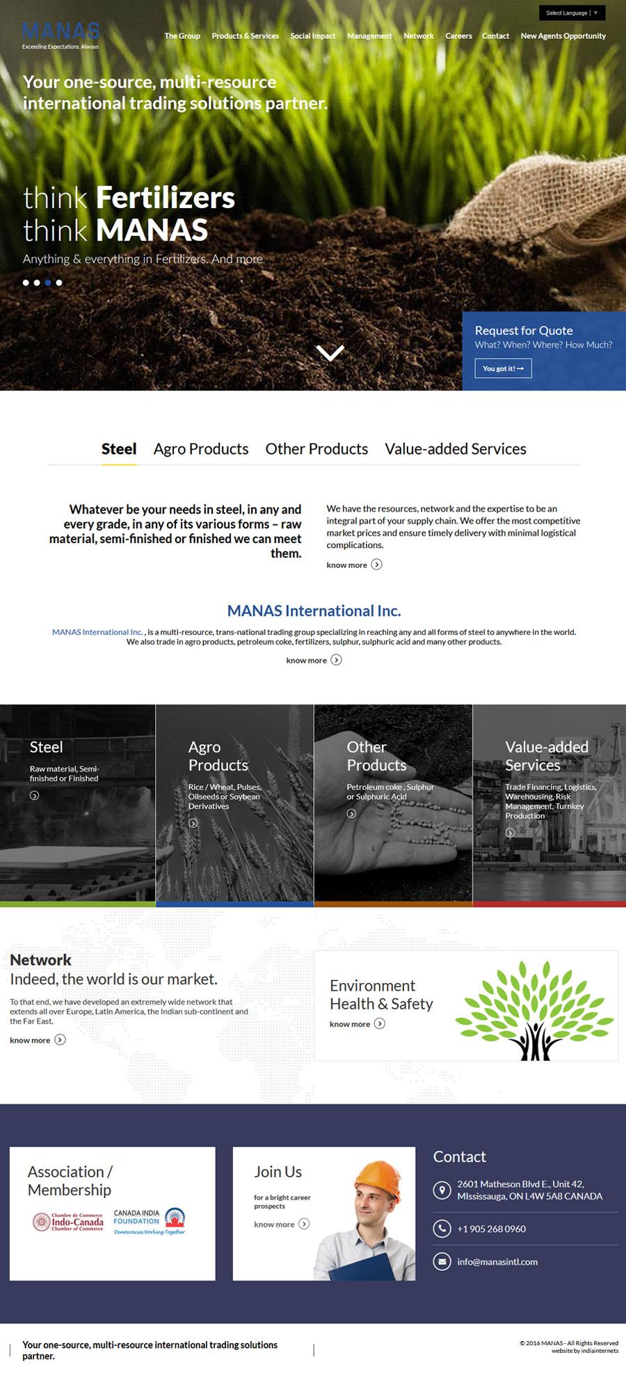 Manas International