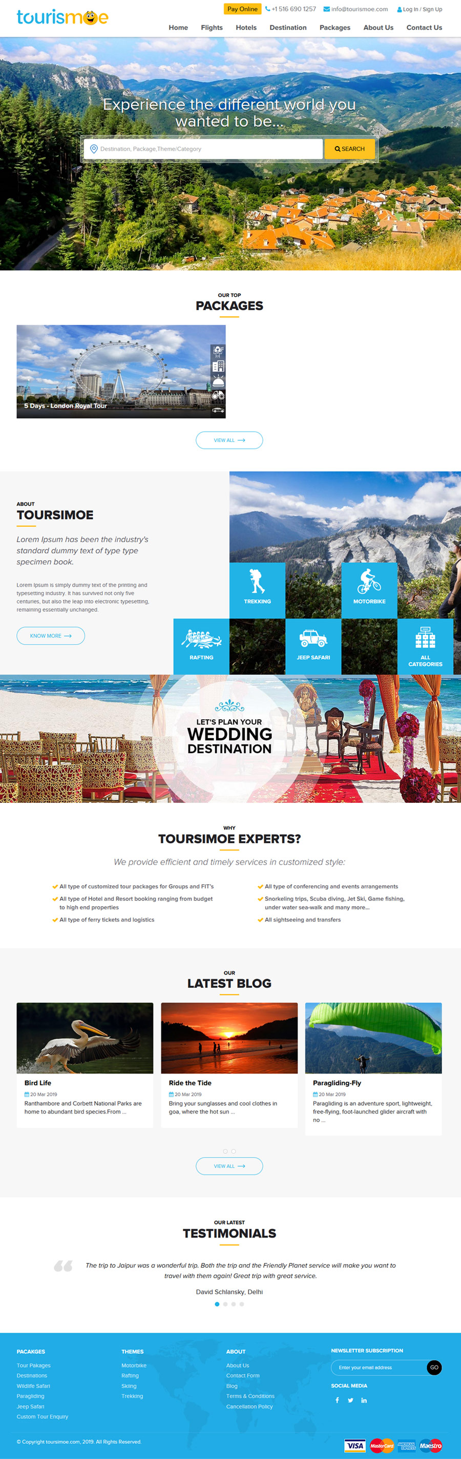 Tourismoe