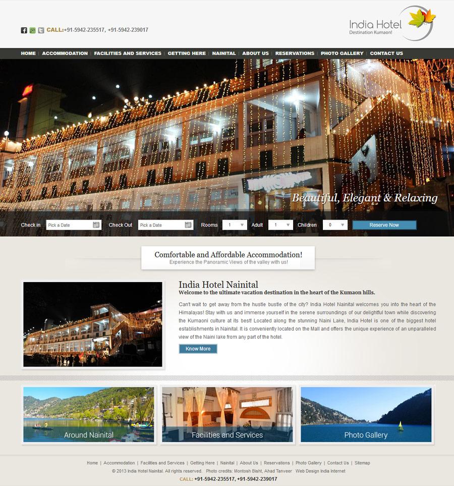 India Hotel Nainital