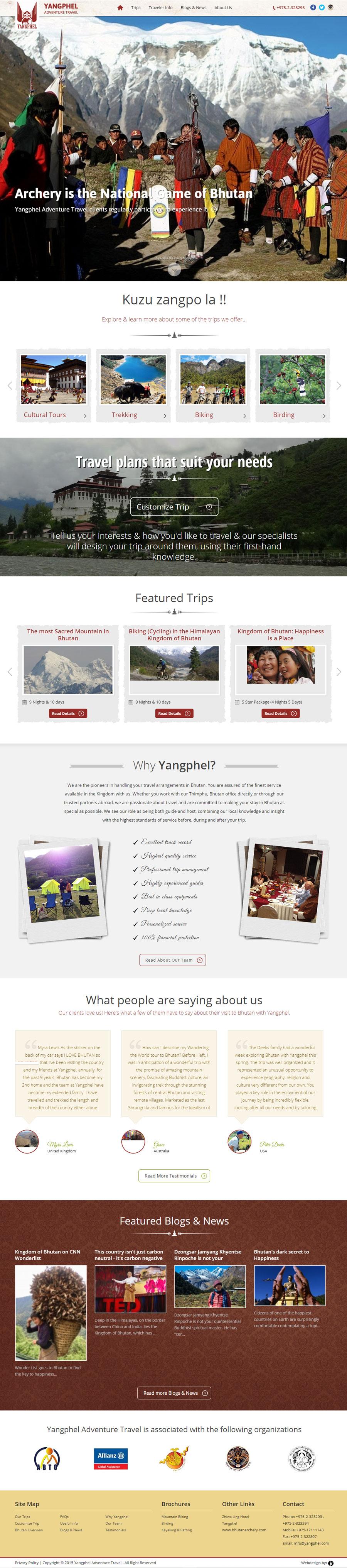 Yangphel Adventure