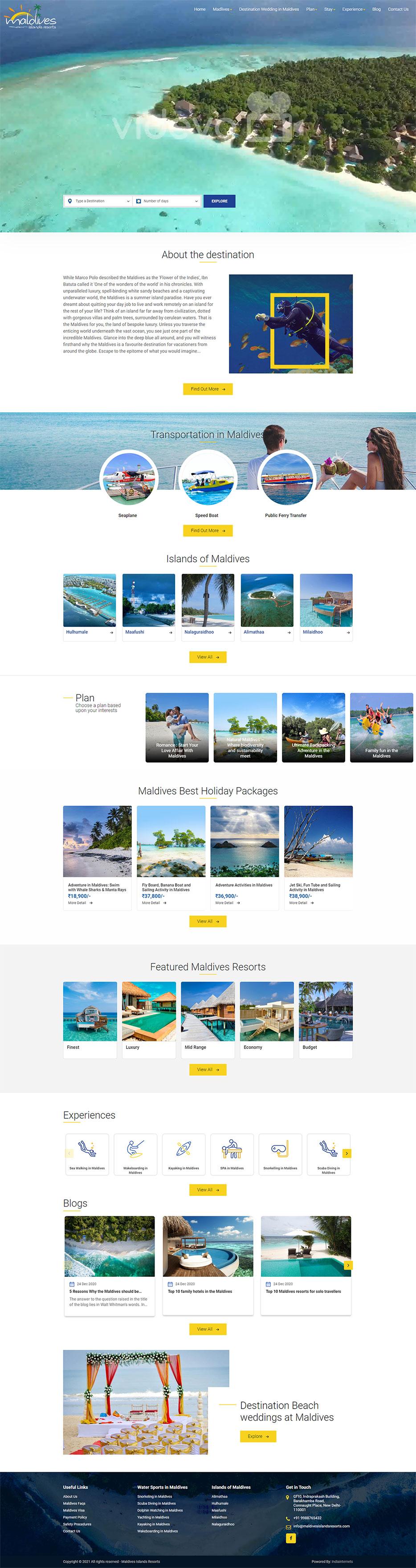 Maldivesislandsresorts