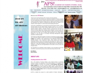 About AFS page view