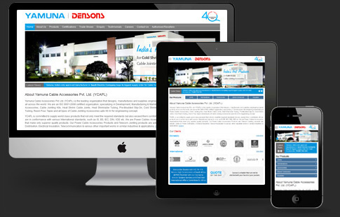 Mobile Friendly Web Design Services Company Delhi