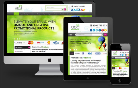 Mobile Friendly Web Design Services Delhi