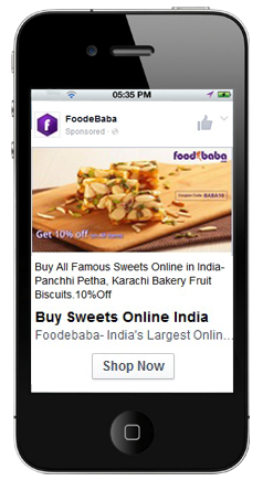 Facebook Marketing & Advertising Company in Noida