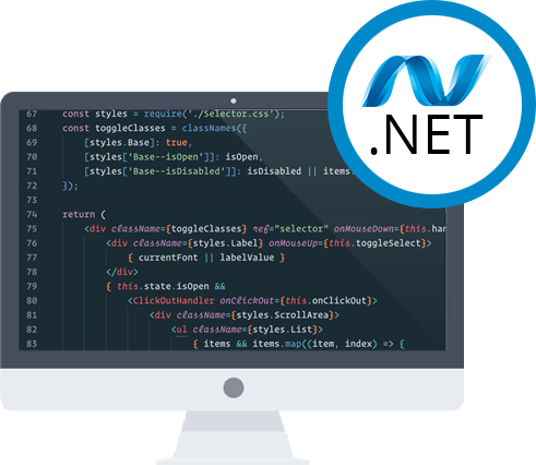Dot Net Development Services in India