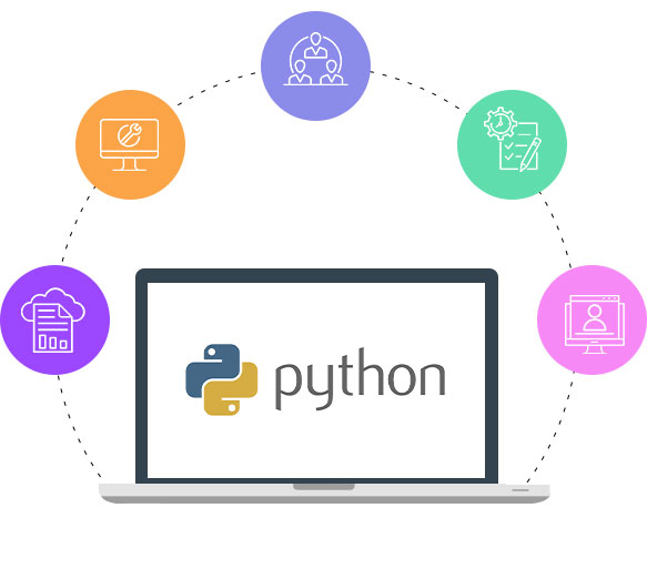 Python Development Company in Delhi, India